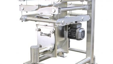 Thayer Scale Gravimetric Loss-in-Weight Feeders for Difficult to Feed Materials