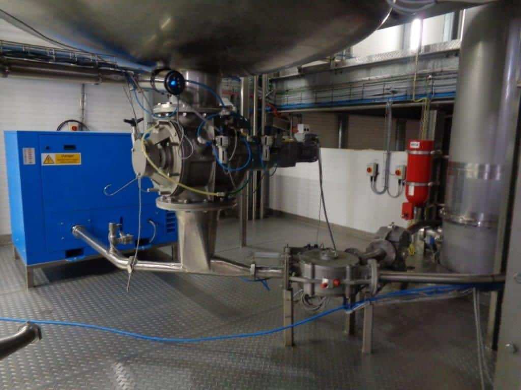 Yew Tree Dairy Chooses DMN-WESTINGHOUSE Rotary And Diverter Valves