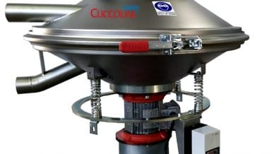 New Series of Sieving Equipment for Pneumatic Conveying Feeding