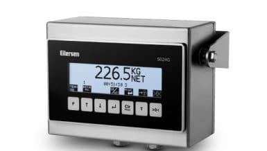 Digital weighing solutions with intelligent setup