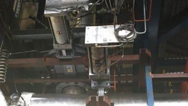 Vortex Titan Pressure Valves Handling Abrasive Dust and Sticky Particulates