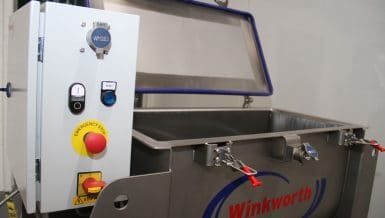 Winkworth's UTS Mixer Solution Adds Scalability for Food Production Firms