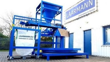 LAARMANN Big Bag Sample Divider