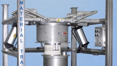Hazardous Location Stainless Steel Material Master® Bulk Bag Discharging System
