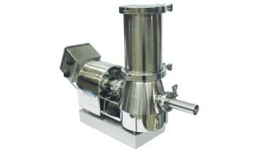 Powder Feeder is Designed for Pharmaceutical and Nutraceutical Processes