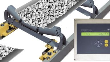 MULTIBELT® BEMP Belt Scale Provides Precision Accuracy in Bulk Material Weighing