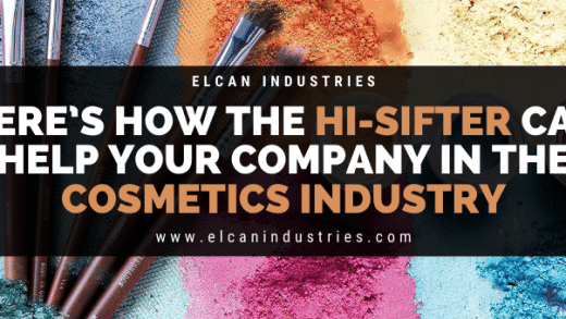 Here's How the Hi-Sifter Can Help Your Company in The Cosmetics Industry