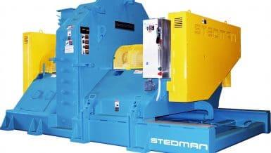 New Stedman Machine Company Heavy Duty 6-Row Cage Mill