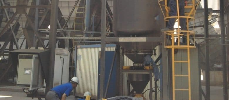 Polimak Powdered Activated Carbon Dosing System