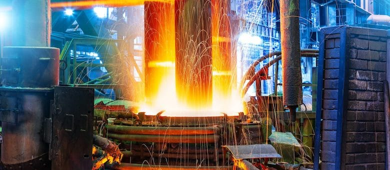 Steel Production Enhanced through Carbon Injection into EAF
