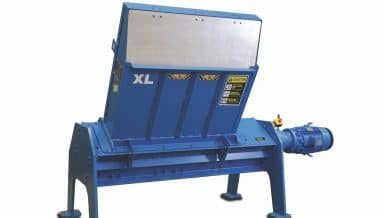Taskmaster® XL Pallet Shredder