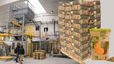 Spanish Manufacturer Chooses Concetti for Environmentally Friendly Bagging Solution