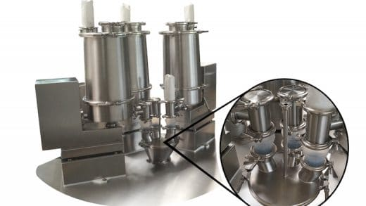 Highest Flexibility and Accuracy for Pharmaceutical Solid Dosage Production