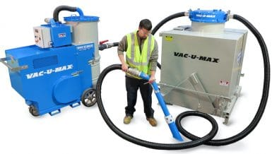 Portable & Central Industrial Vacuum Cleaner – IN ONE!