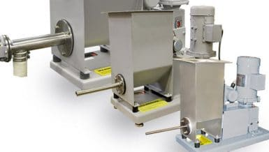 VersiFeeder Volumetric Screw Feeder