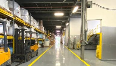 Contract Manufacturing Services and Toll Processing at Elcan Industries