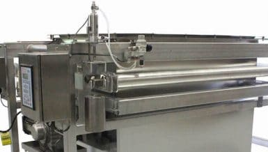 Weight Gain No Challenge for Thayer Scale's Rotary Bucket Weighing System