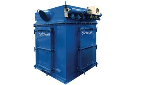 Configuring Dust Collection Equipment for Pneumatic Conveying Applications