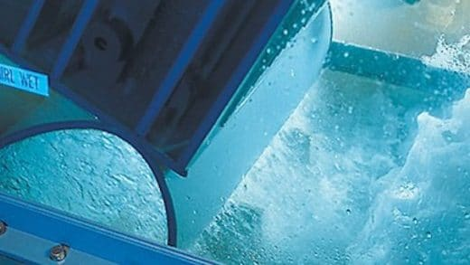 Tri-Mer Whirl Wet® Dust Collector