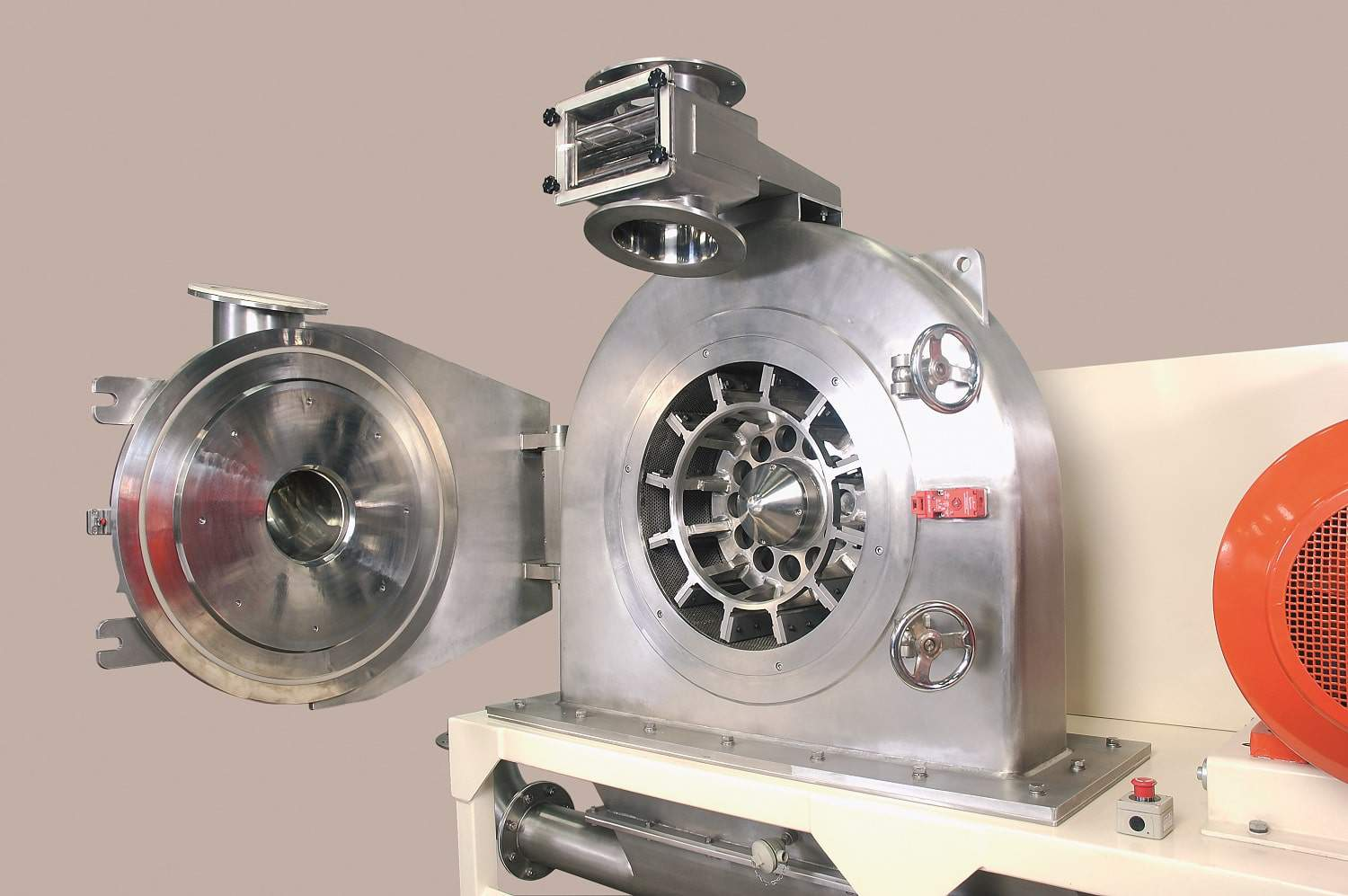 Poly-Mill Industrial Pin Mill