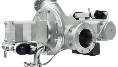 NEW Two-Way Hygienic Stainless Steel Diverter Valve