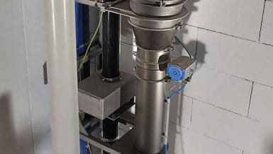 German metal detection technology for American flour mill
