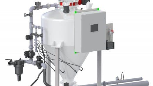 Dense Phase Pressure Vessel Pneumatic Conveying