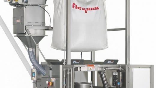 Sanitary Bulk Bag Weigh Batch Unloader