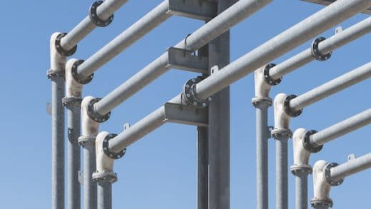Pneumatic Deflection Elbows Cut Wear, Dust, Offload Time For Bulk Project Contractor