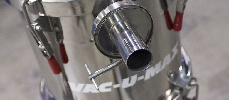 Custom solutions not necessarily required for vacuum conveying systems