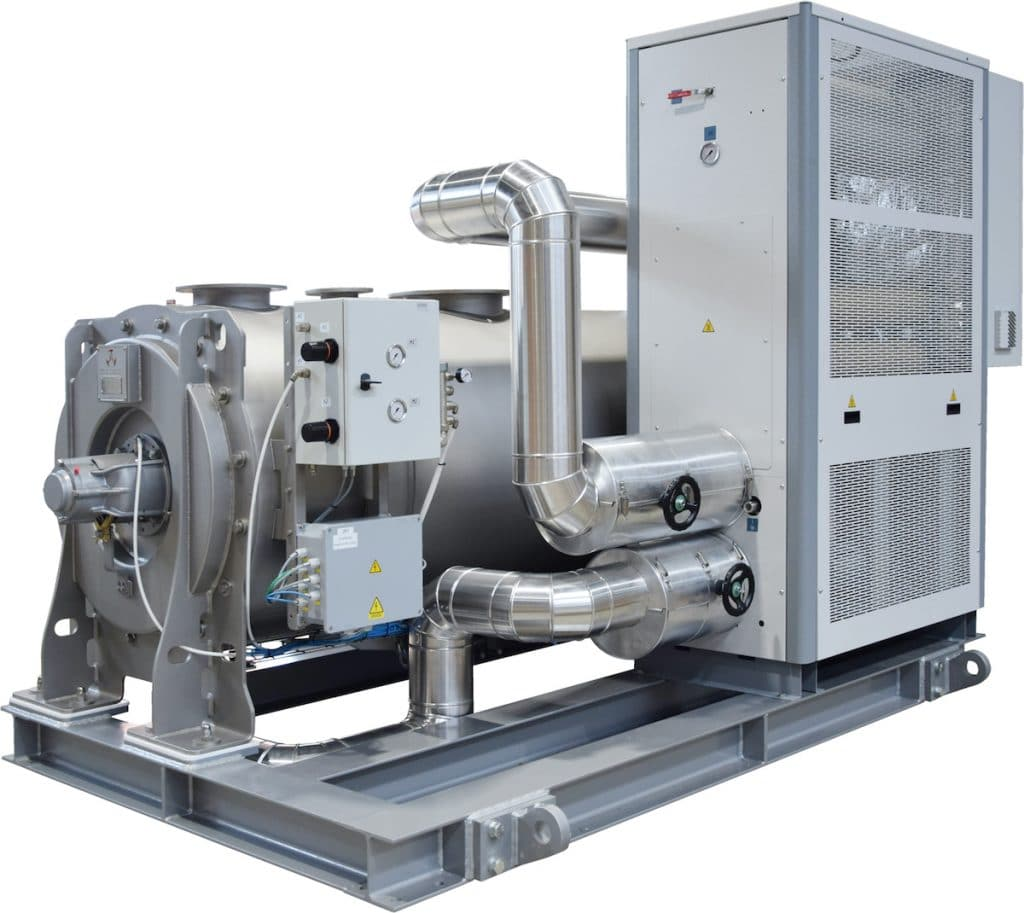 Mix Reactors & Dryers