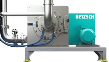 CONDUX® Impact Mill with Integrated Classifier