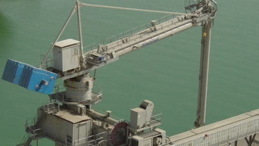 Colonial Increases Its Savannah Terminal Capacity By Installing A More Efficient Unloading System