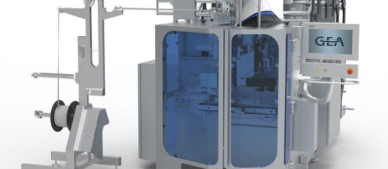 Vertical Packaging Machine for Diverse Bag Types features smallest Footprint in the Industry