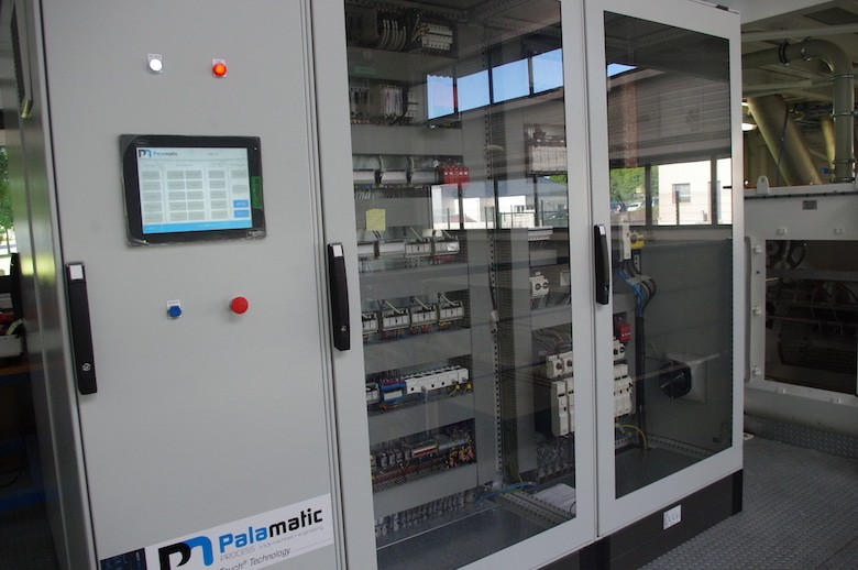 Automation and Control PLC - PAL'TOUCH®