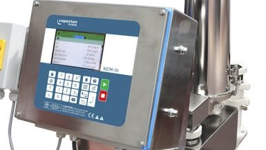 New Feeder Control Technology Increases Process Efficiency