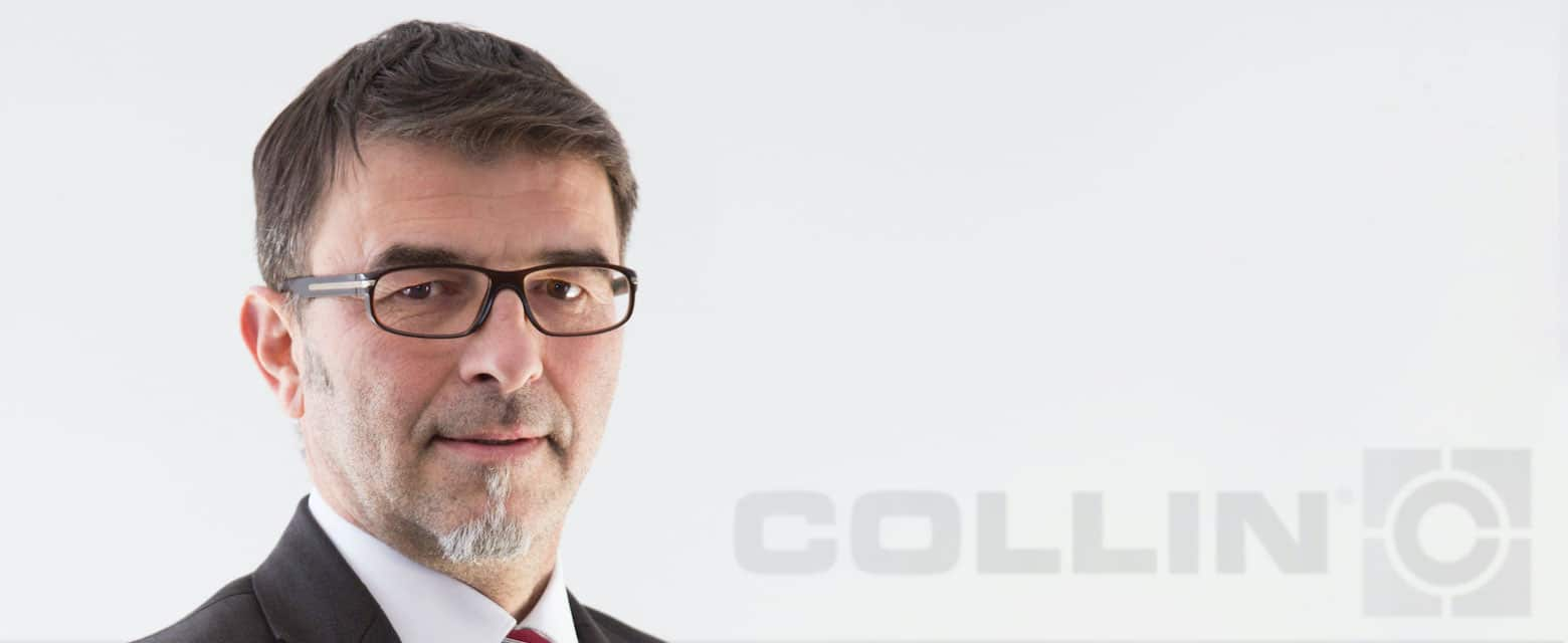 COLLIN Lab & Pilot Solutions: Long-Time Employee Thomas Nick Is Now Responsible For The International Sales Of Extrusion Systems For Medical & Pharma