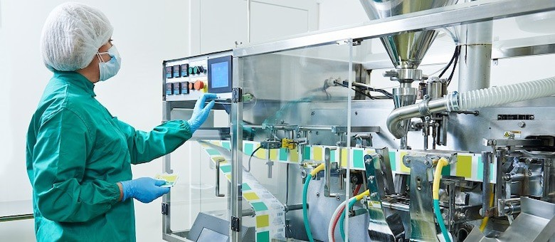 Dust Management in a Pharmaceutical Environment
