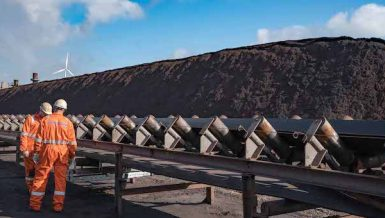 CenTrax keeps ArcelorMittal conveyor belt on the right track