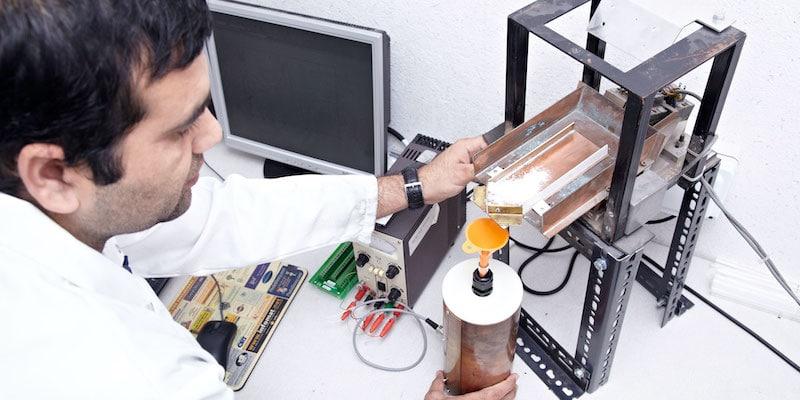 Electrostatics in Powder Handling