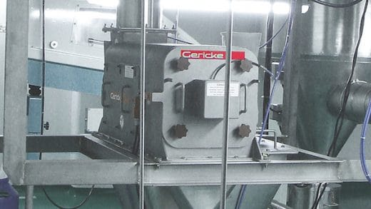 Powder Sifters Automatically Remove Foreign Objects From Process