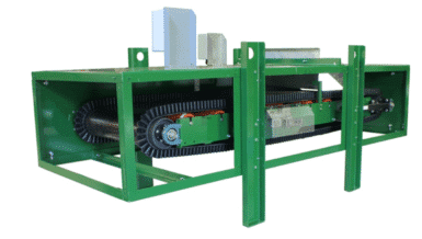 Thayer Scale's MTF Weigh Belt Low to Medium Capacity Feeder for Accuracy and Reliability