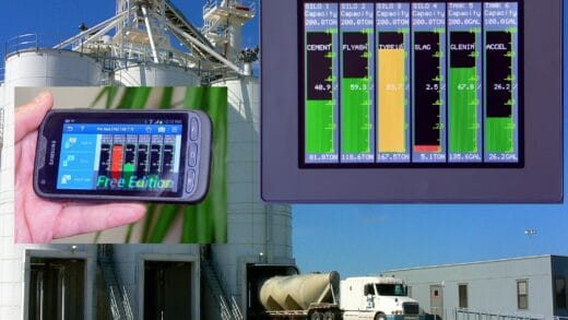 Recent Developments in Silo Inventory by Weight