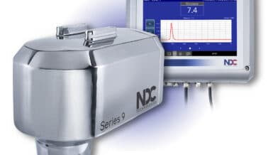 Series 9 - The Next-Generation On-Line Industrial Gauge for Optimizing Measurement and Process Performance
