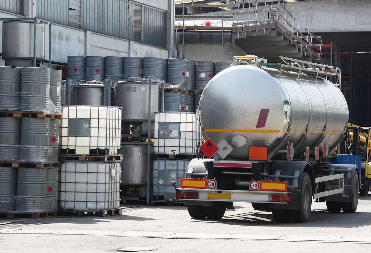 Static Dangers of Road Tankers and Vacuum Trucks
