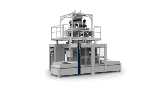 New Open-Mouth Bagging Machine for Powders