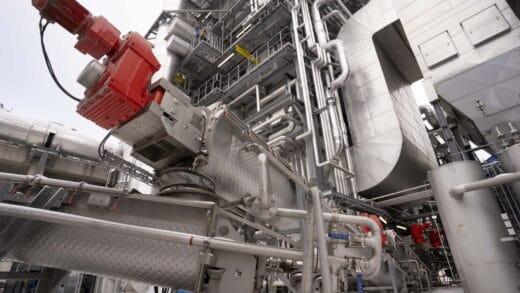 Van Beek Screw Heat Exchangers Brave Temperatures Of Up To 1050°C