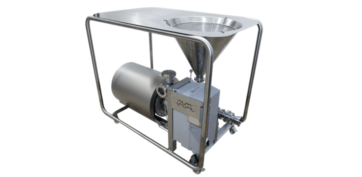 Overcome Powder Mixing Challenges with Alfa Laval's Hybrid Powder Mixer