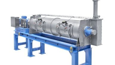 Processing EPS in the Ploughshare® Mixer