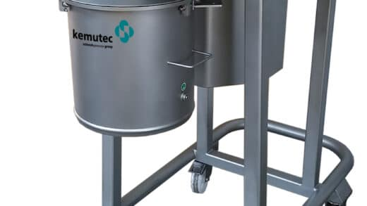 Kemutec KEK® Cone Mills Process Difficult-to-Grind Materials in Food, Chemical, and Pharmaceutical Applications
